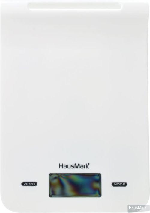 Весы кухонные HausMark KS-9630WH