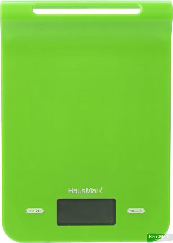 Весы кухонные HausMark KS-9630GR