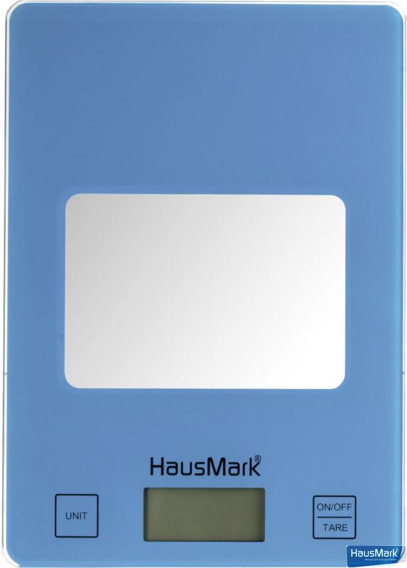 Весы кухонные HausMark KS-552BL