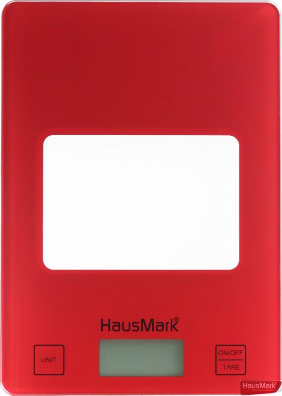Весы кухонные HausMark KS-552RD