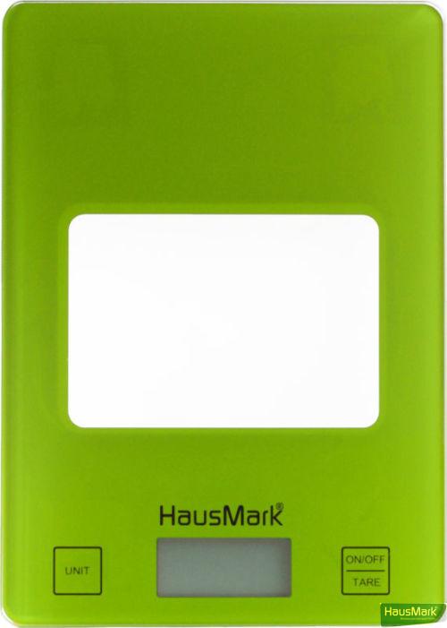 Весы кухонные HausMark KS-552GR