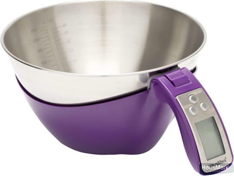 Весы кухонные HausMark KS-6550BE