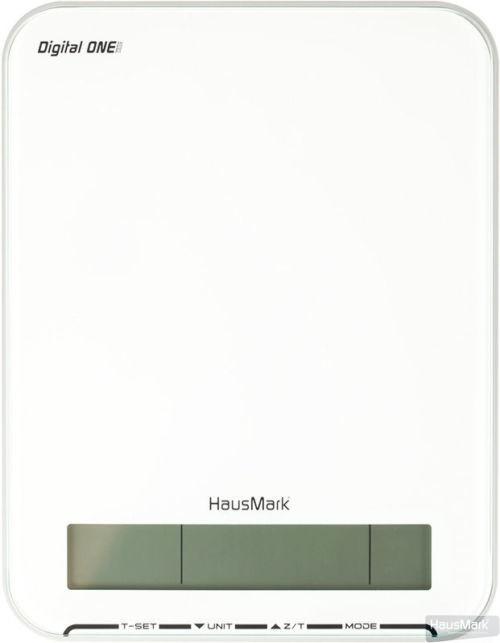 Весы кухонные HausMark KS-9315WH