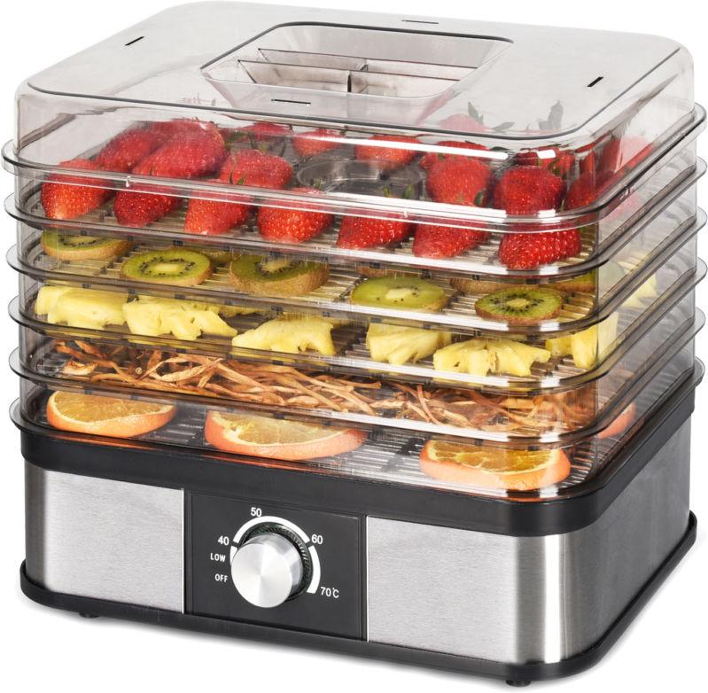 Сушилка для овощей и фруктов HausMark FD-2510B
