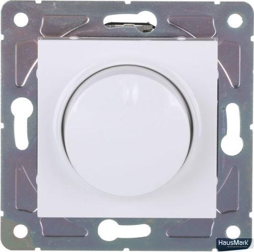 Светорегулятор HausMark Alta 500Вт 20 белый SNG-SWP.SQ20MG1D-WH