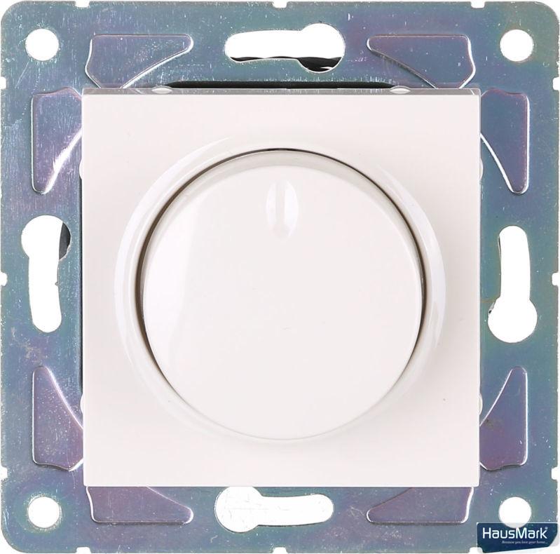 Светорегулятор HausMark Alta 500Вт 20 крем SNG-SWP.SQ20MG1D-CR