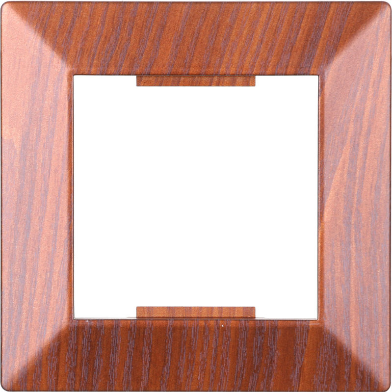 Рамка HausMark Alta горизонтальная дуб бронзовый SNG-FRP.SQ20G1-8/Oak-bronze