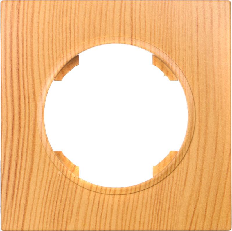 Рамка HausMark Bela горизонтальная бамбук SNG-FRP.RD20G1-3/Bamboo