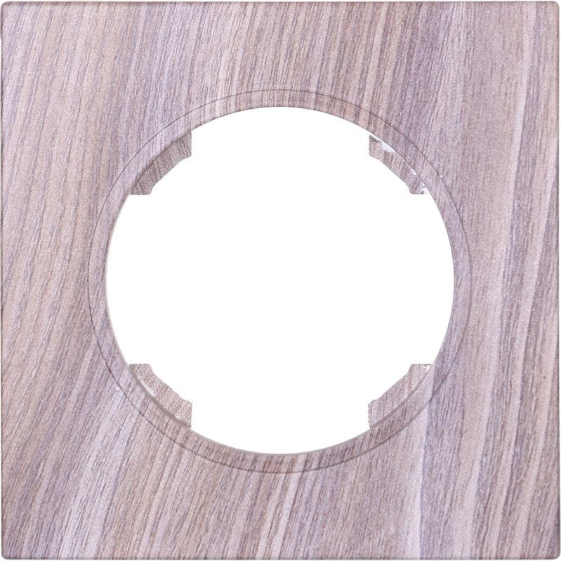 Рамка HausMark Bela горизонтальная вяз темный SNG-FRP.RD20G1-7/Elm-dark