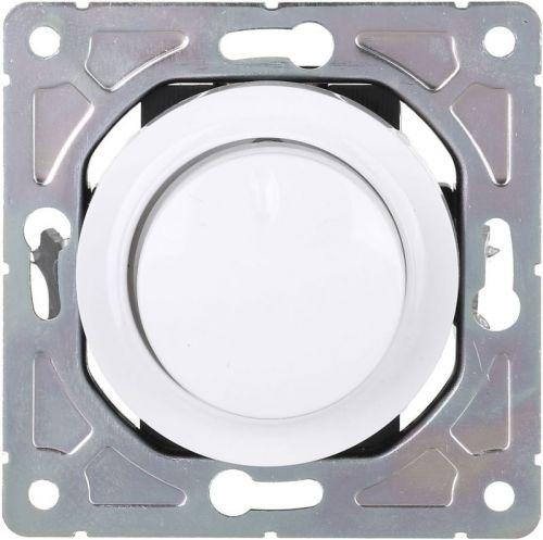 Светорегулятор HausMark Bela 500Вт 20 белый SNG-SWP.RD20MG1D-WH