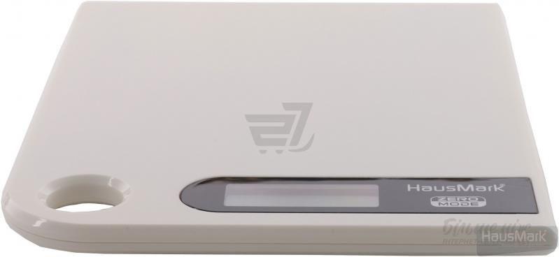 Весы кухонные HausMark KS-9610WH