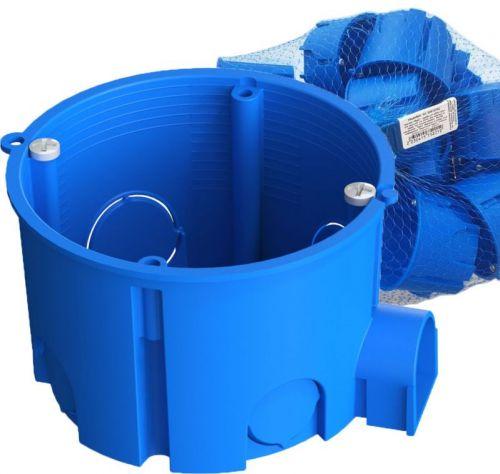 Комплект коробок установочных HausMark 65×45 для сплошых стен 20 шт./уп. полипропилен МВag01