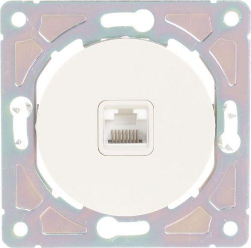 Розетка компьютерная HausMark Bela кремовый SNG-SCP.RD20MG1PC-CR